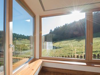 Деревянно-алюминиевые окна TTK