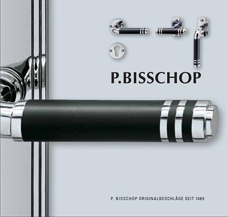 Каталог ручек компании Bisschop (Германия) pdf