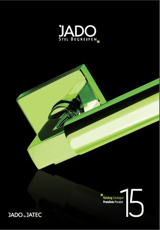 Каталог на дверные и оконные ручки от компании Jado за 2015 год.pdf