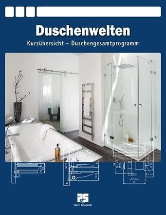 Каталог на системы крепления для стекла от немецкой компании Pauli&Sohn.pdf