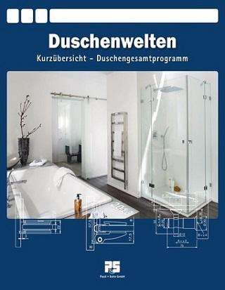 Каталог на немецкие душевые кабины уголки и душевые двери немецкой компании Pauli&Sohn.pdf